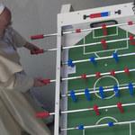 Watykan: Po audiencji generalnej papież zagrał w piłkarzyki