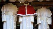 Watykan: Szaty dla nowego papieża już gotowe