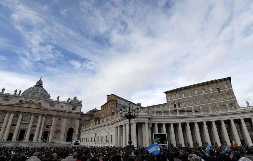Watykan, zdj. ilustracyjne /TIZIANA FABI / AFP /AFP