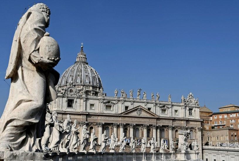 Watykan; zdj. ilustracyjne /AFP