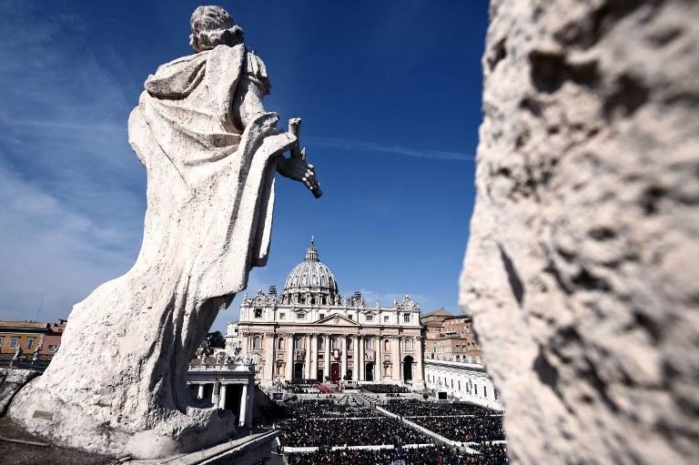 Watykan, zdjęcie ilustracyjne /MARCO BERTORELLO /AFP