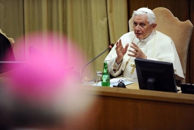 Watykańska telewizja przestawia się na standard HD /AFP