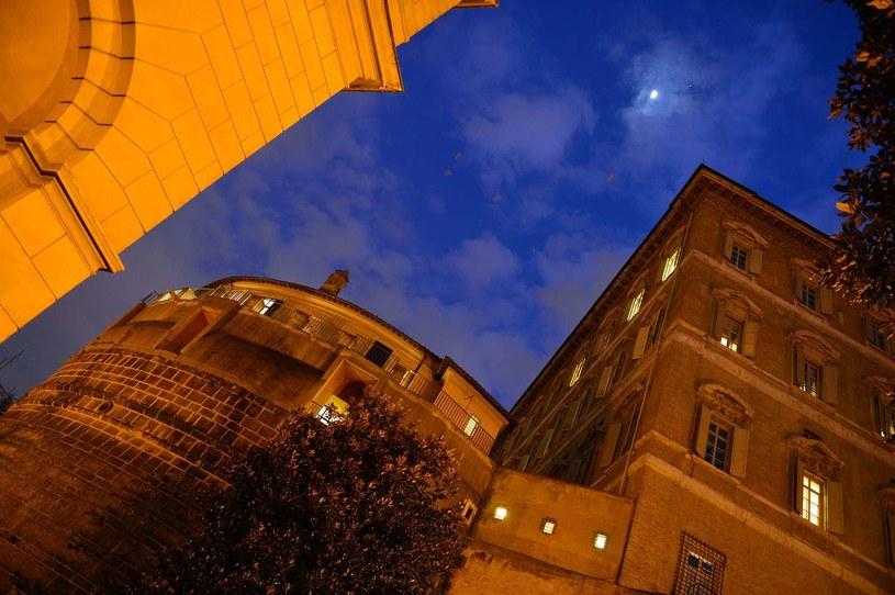 Watykański bank Instytut Dzieł Religijnych /AFP