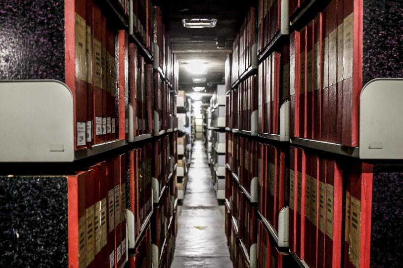 Watykańskie archiwa skrywają tajemnicę? /Fabio Frustaci /PAP/EPA