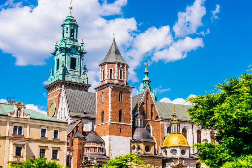 Wawel to nie tylko katedra, krużganki i arrasy /123RF/PICSEL