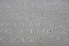 Wawelska tablica na ukończeniu