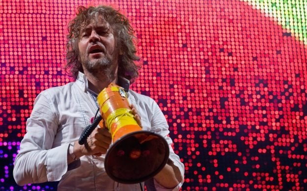 Wayne Coyne z The Flaming Lips fot. Ian Gavan /Getty Images/Flash Press Media