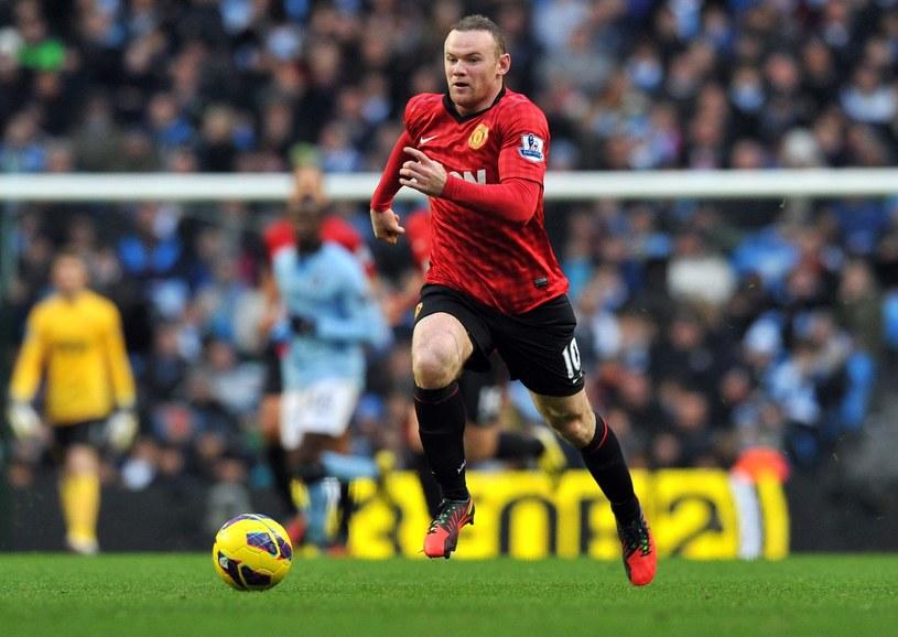 Wayne Rooney, ikona Manchesteru United /AFP