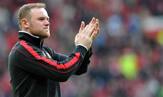 Wayne Rooney, napastnik Manchesteru United /AFP