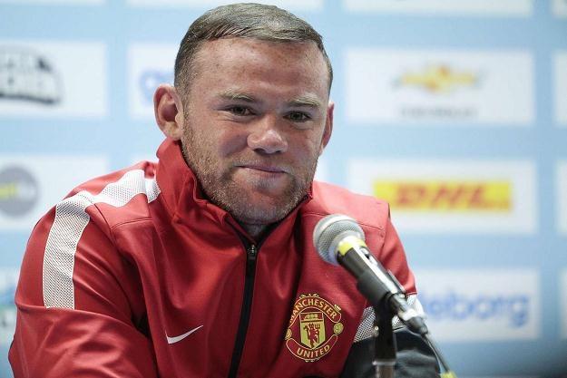 Wayne Rooney, napastnik Manchesteru United /Private Banking