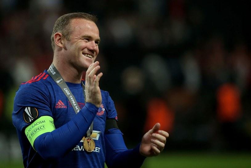 Wayne Rooney po 13 latach opuszcza Manchester United /AFP