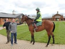 Wayne Rooney szykuje wyścigowego konia