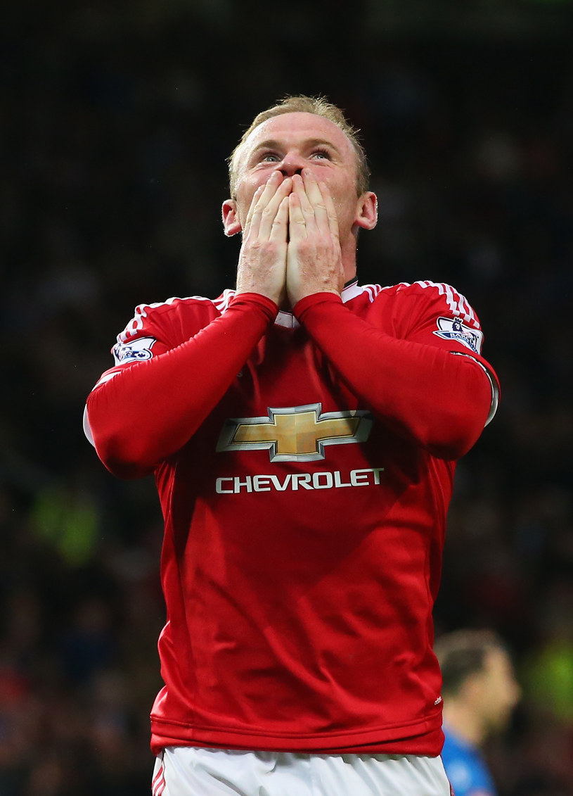 Wayne Rooney /Alex Livesey /Getty Images