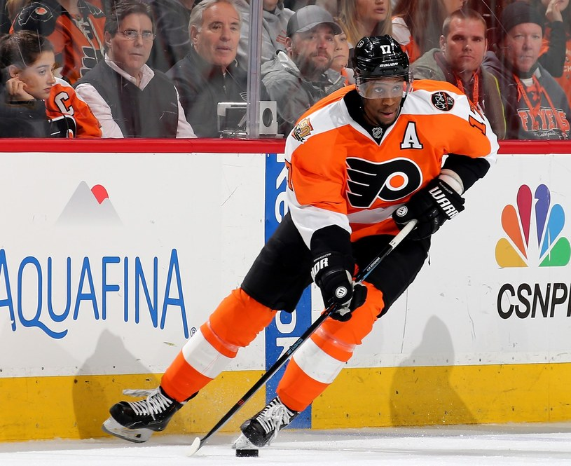 Wayne Simmonds /AFP