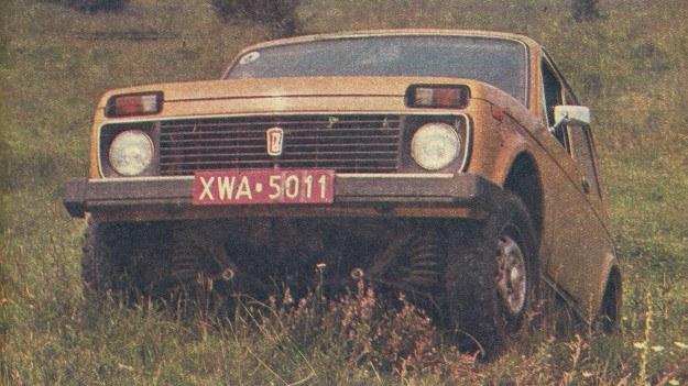 WAZ 2121 Niwa /Motor