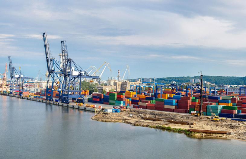 Ważą się losy polskich portów /123RF/PICSEL