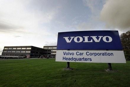 Ważą się losy Volvo /AFP