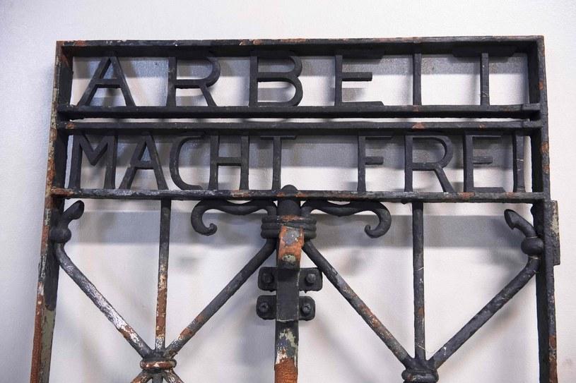 Ważąca 100 kg brama została odnaleziona w listopadzie w pobliżu Bergen /AFP