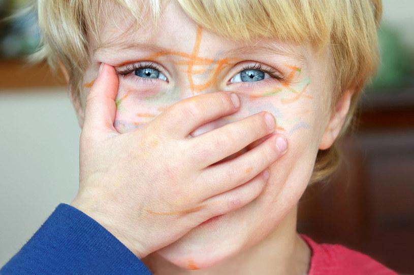 Ważne jest uświadomienie społeczeństwu, że dziecko z ADHD z natury nie jest agresywne, a jego zachowanie nie jest winą samego dziecka, jego rodziców czy nauczycieli /123RF/PICSEL