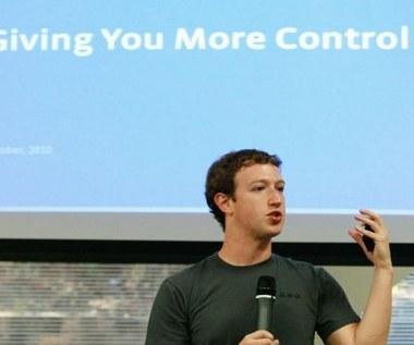 Ważne zmiany na Facebooku