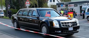 """Waży 8 ton i spala 30 litrów paliwa na 100 km - """"bestia"""", którą Obama będzie jeździł po Warszawie"""