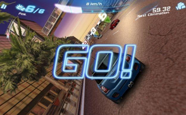 WCG 2011 Asphalt 6 Adrenaline - motyw graficzny /Informacja prasowa