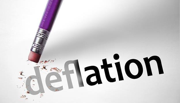 Wciąż mamy deflację - ceny spadają /©123RF/PICSEL