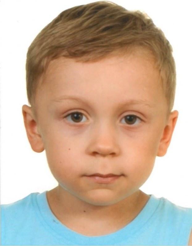 Wciąż nie wiadomo, co stało się z 5-letnim Dawidem /Policja