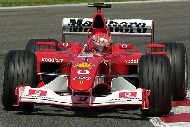 Wciąż nie widać równych Schumacherowi (kliknij) /poboczem.pl