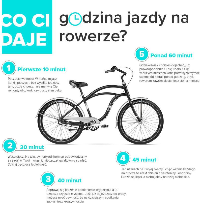 Wciąż wahasz się czy rozpocząć przygodę z rowerem? /materiały prasowe