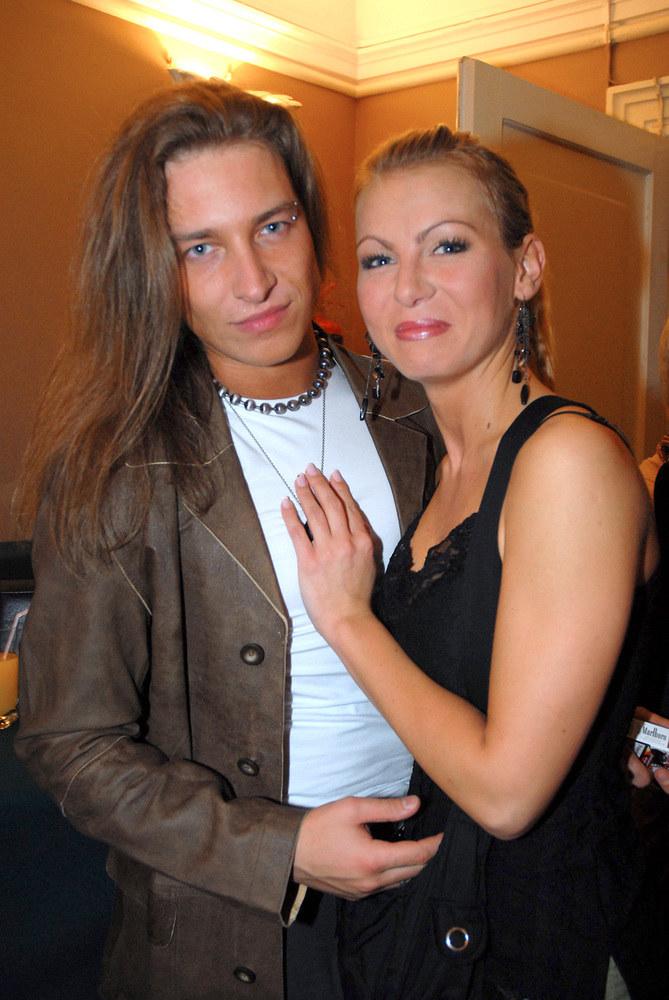 Wcześniej aktorka związana była z Maciejem Jachowskim /Kurnikowski /AKPA