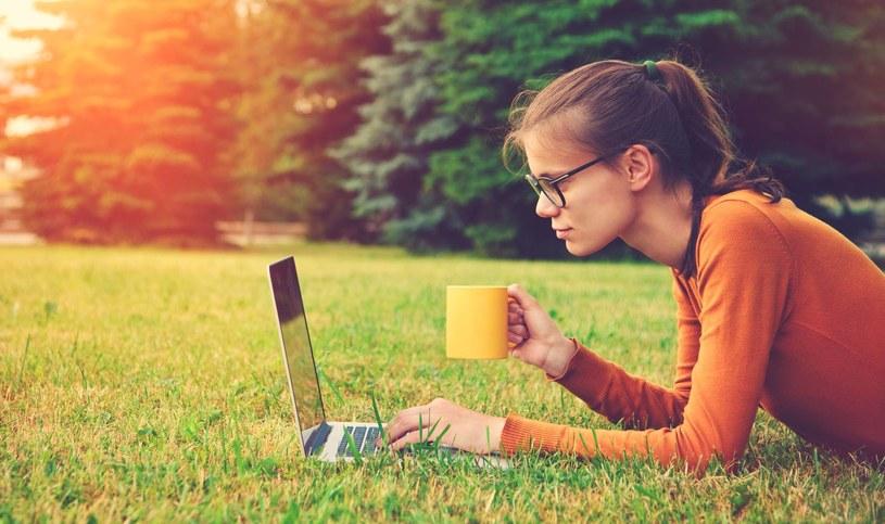 Wcześniej czy poźniej - na wakacjach skorzystamy z internetu. Na co trzeba uważać? /123RF/PICSEL