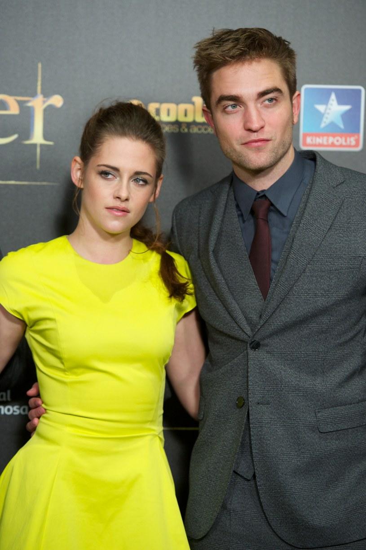 Wcześniej Kristen Stewart była związana z Robertem Pattinsonem /Carlos Alvarez /Getty Images