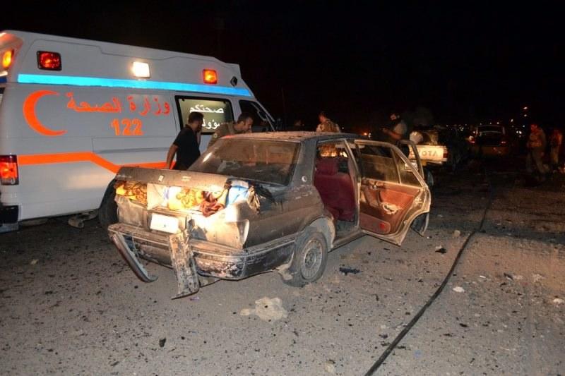 Wcześniej na północy Iraku doszło do zamachu. Zginęło 30 osób /KHALIL AL-A'NEI /PAP/EPA