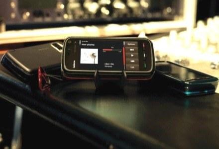 Wcześniejsza wersja Nokia 5800 - ta będzie pozbawiona modułu WiFi. Czy to dobrze? /materiały prasowe