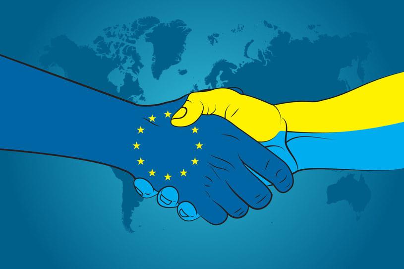 Wczoraj podpisane zostało Memorandum of Understanding pomiędzy UE a Ukrainą /123RF/PICSEL