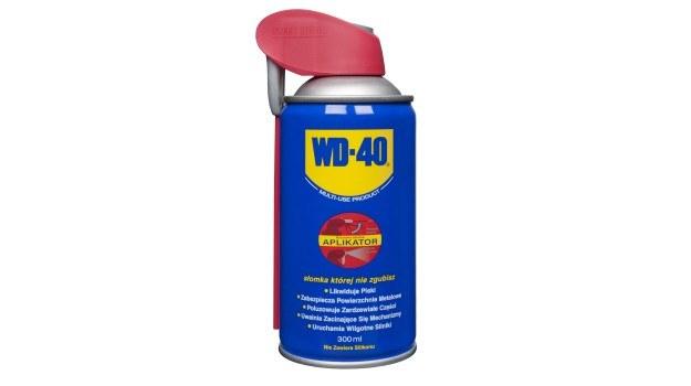 WD-40 /magazynauto.pl