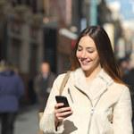 Wdowi garb w prezencie od smartfonów