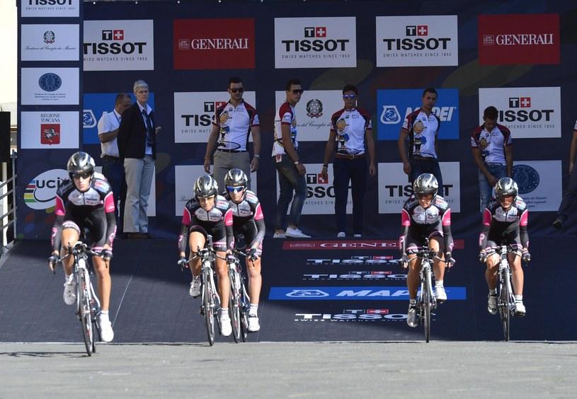 We Florencji rozpoczęły się kolarskie mistrzostwa świata /AFP