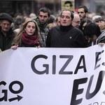 We Francji i Hiszpanii wielotysięczne manifestacje ws. więźniów z ETA