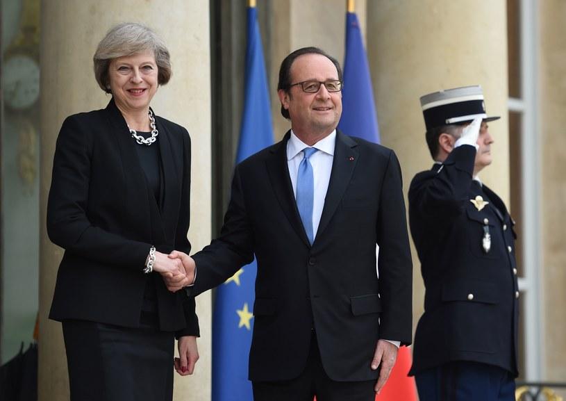 We Francji W. Brytania napotkała opór, ale ponoć w Niemczech już nie /AFP