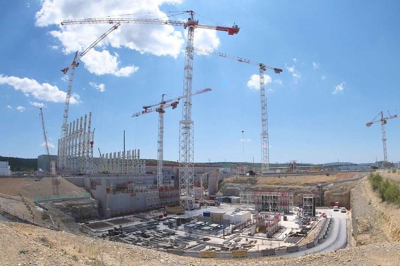 We francuskim ośrodku Cadarache rozpoczęto budowę tokamaka ITER - eksperymentalnego reaktora termonuklearnego /AFP