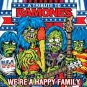 różni wykonawcy: -We're A Happy Family - A Tribute To The Ramones