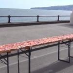We Włoszech upieczono najdłuższą pizzę na świecie!