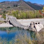 We Włoszech zawalił się most. Dwie osoby ranne