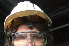 We wnętrzu kopalni