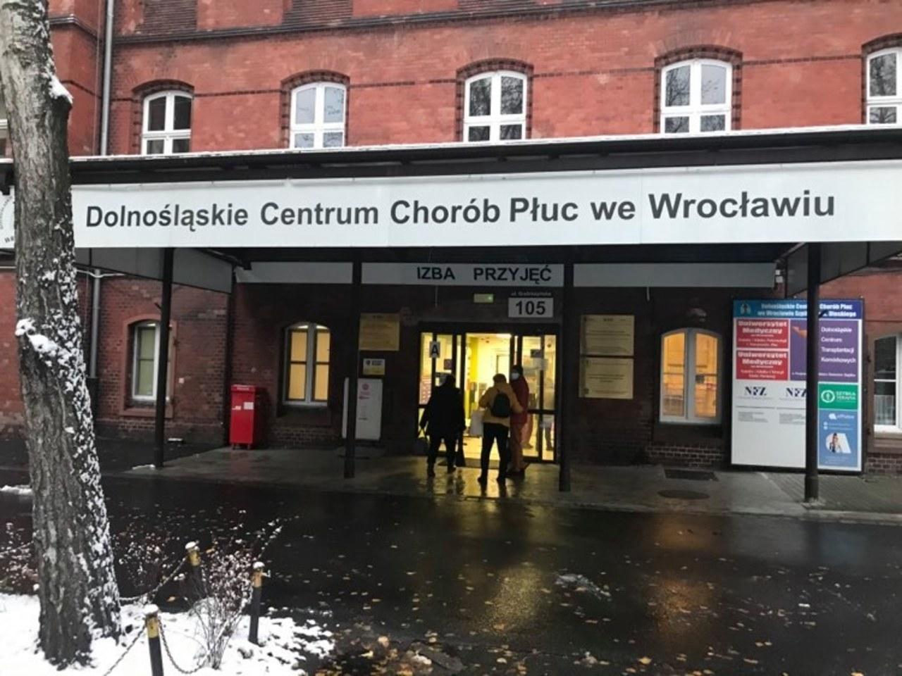 We Wrocławiu działa ośrodek dla ozdrowieńców z powikłaniami