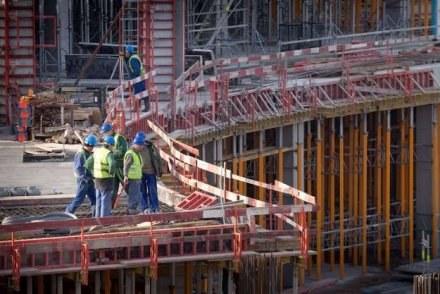 We Wrocławiu zakończono proces przekazywania placu budowy nowemu wykonawcy /INTERIA.PL/PAP