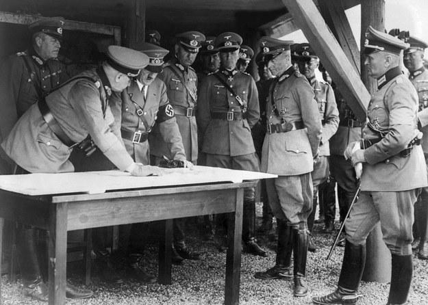 We wrześniu 1939 roku Niemcy sprowokowali Ukraińców do wystapień przeciwko Polakom /AFP