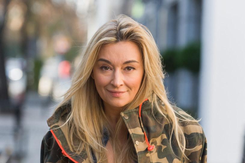 We wrześniu Martyna skończyła 45 lat. I czuje się teraz najlepiej w życiu /Artur Zawadzki /Reporter